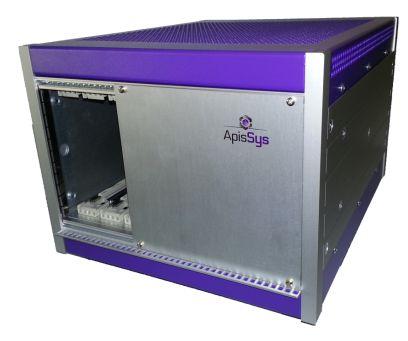 3U VPX 3 Slots Desktop Chassis apissys