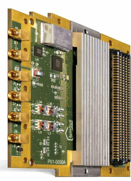 EW-ESM, LIDAR, Radar Receiver Software Defined Radio apissys