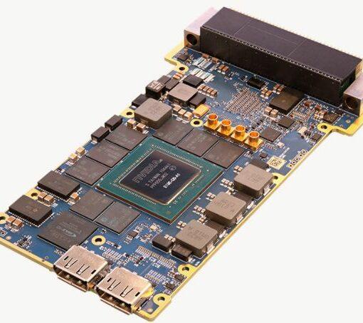 3U VPX VPX3U-RTX5000E-SDI-2IO