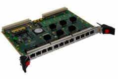 FP 210/024 – Unmanaged VME Switch