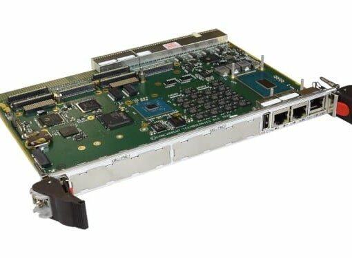 PP F84/m3d – CompactPCI Processor