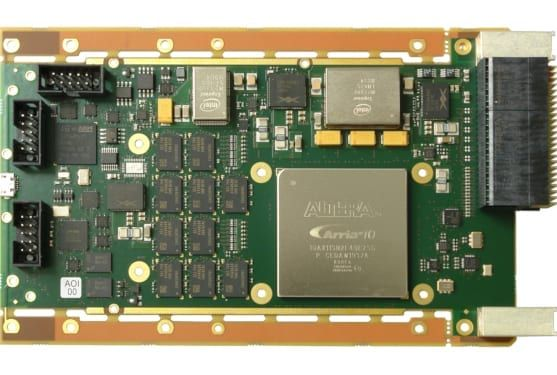 TR AEx/6sd-RCx – 3U VPX AI Plug In Card