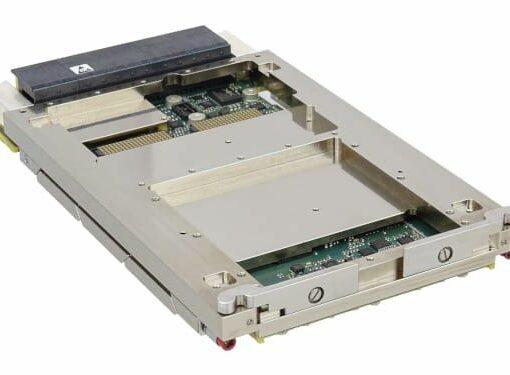 TR E8x/msd-RCx – Rugged 3U VPX Processor