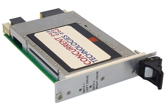TR MS6/522 – 3U VPX Storage Card