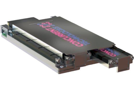 TR MS7/600-RCS – Rugged 3U VPX Storage Plug In Card