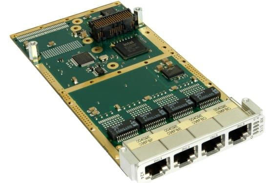 XM 515/x24 – Gigabit Ethernet XMC Module