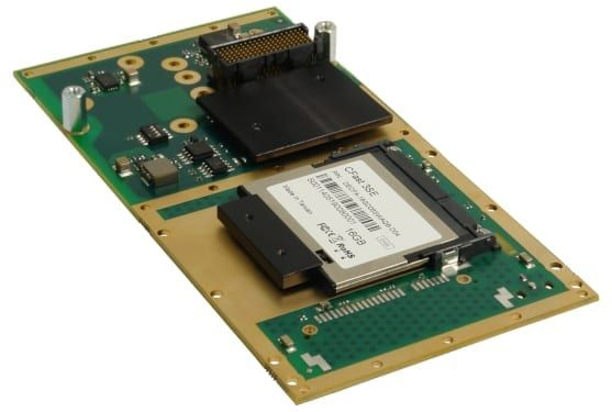 XM 610/001-RC – Rugged CFast ™ Carrier XMC Module