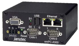 Highly efficient ARM Unit – Industrial PC