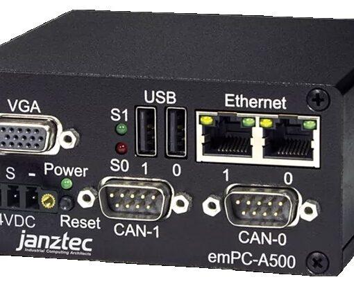 Highly efficient ARM Unit janz tech