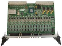 ADC 32 Channel – 24 bit – 6U VME Board