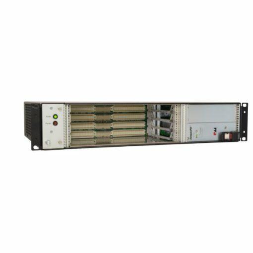 VME64x 2U/84HP 4 Slots